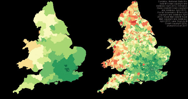 Wales and England housing market